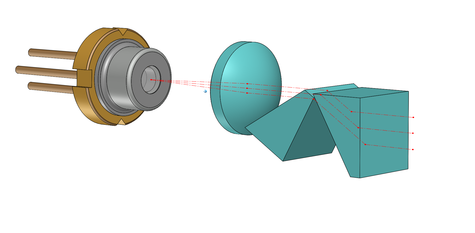 Laser Beam Collimation