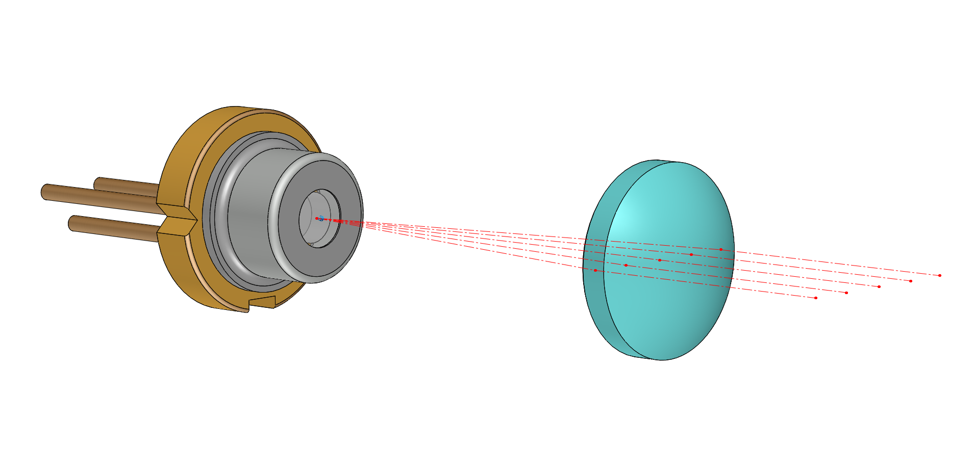 Laser Beam Collimation