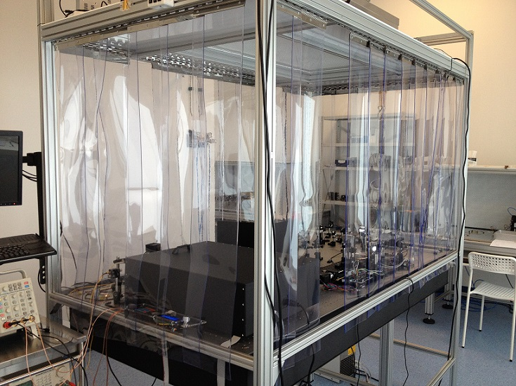 Integrated Optics Has Implemented The Project for Setting up the Integrated Optoelectronics Laboratory - Cover Image